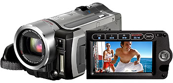 Rent Canon hf100 Full-HD Camcorder