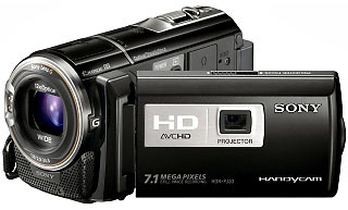 Rent Sony HDR PJ30VE Full-HD Camcorder