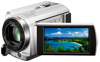 sony hdr-cx7 camcorder